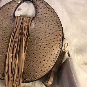 "Handbags - ""👜👜👜💛🧡NEW Tassel Tote💼👜🧡💛"